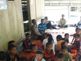 zondagschool aan huis, Andakapeta