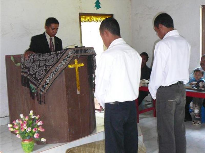 geloofsbelijdenis, Wai Marangu
