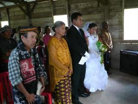 huwelijkssluiting, Tana Rara